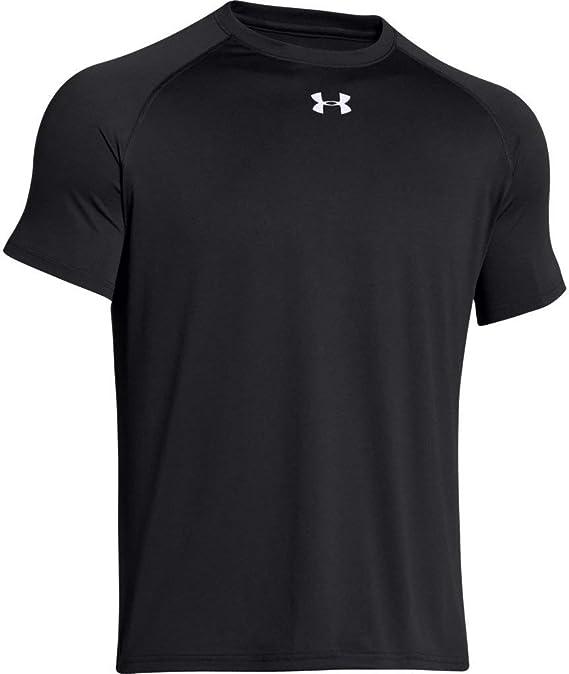 Under Armour Boys/' UA Tech Mini Left Chest Logo S//S T-Shirt