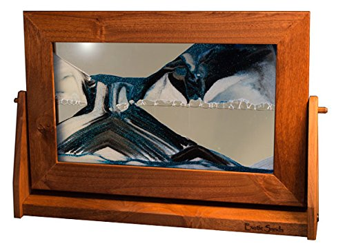 Exotic Sands MANUFACTURER DIRECT - FAST SHIPPING- Lg14 Large Alder Frame (Arctic Glacier) Best Seller. USA QUALITY!