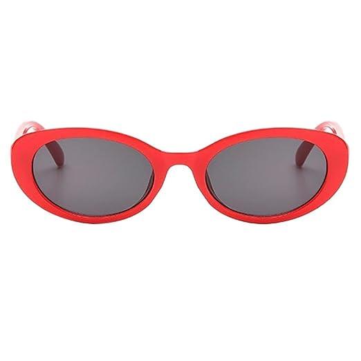 🔥 Btruely Herren Mujer Hombres Fashion Square Marco Espejo Gafas de Sol Gafas de Sol Mujer Gafas de Sol (B): Amazon.es: Deportes y aire libre