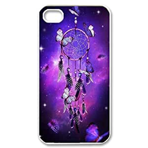 taoyix diy Colorful Dream Catcher ZLB528662 Personalized Case for Iphone 4,4S, Iphone 4,4S Case