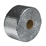 MWS Simple Solution Reflective Foam Core Pipe Wrap Insulation Kit w/tape