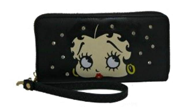 Amazon.com: Betty Boop - Cartera organizadora con cierre de ...