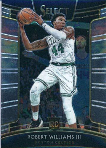(2018-19 Panini Select #69 Robert Williams III Boston Celtics Basketball Card)