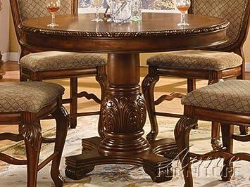 Amazon.com: Hermoso Heavy duro mesa de contador Altura de ...