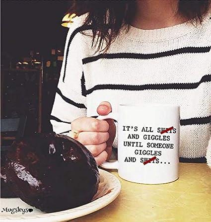 Novelty Coffee Mugs Funny Sayings 11oz