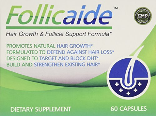 Follicaide - Hair Growth Follicle Support & Thinning Resi...
