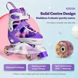 Gonex Roller Skates for Girls Women Boys Kids