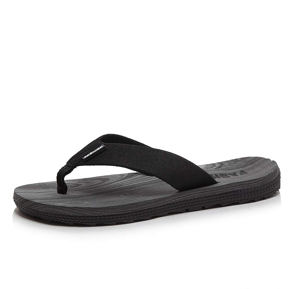Mens Sandal with Arch Support,Flip Flop Sandal Classic Casual and Comfortable,