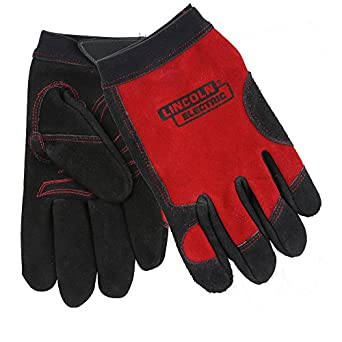 LINCOLN ELECTRIC CO KH799XL Extra Large Welding/Work Glove ...