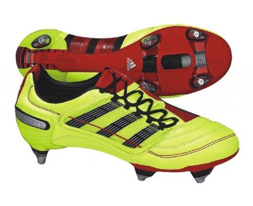 Adidas Predator X TRX Weicher Boden Fußballstiefel Gelb
