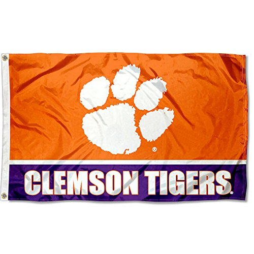College Flags and Banners Co. Clemson Tigers