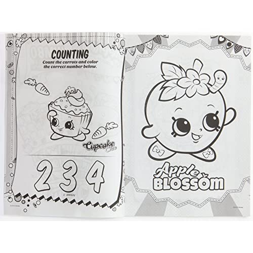 70OFF Kids Coloring Activity Book Featuring Trolls Hello Kitty My Little Pony Finding