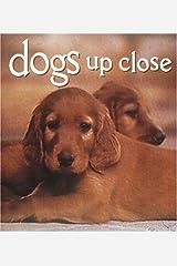 Dogs Up Close (Tiny Folio) Hardcover