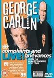George Carlin - Complaints & Grievances [DVD] [2003]