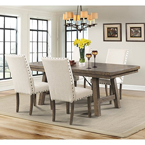 Dex Dining Table, 4 Side Chairs