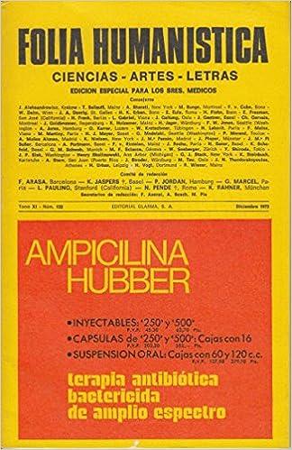Téléchargements De Livres Pour Mp3 Folia Humanística Nº 132 La