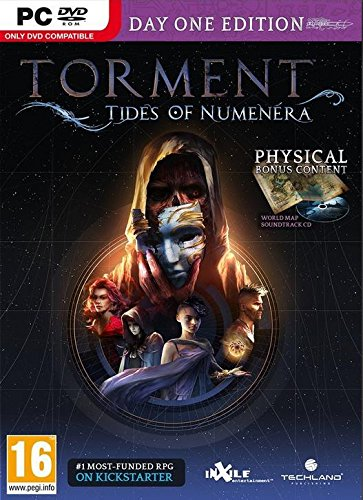 Image result for Tides of Numenera windows game cover