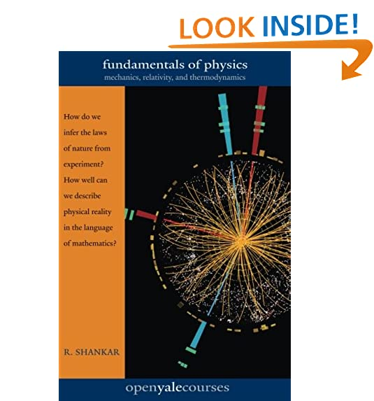 ramamurti shankar fundamentals of physics pdf
