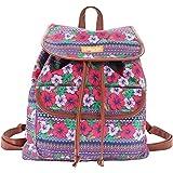 Yangzi 18088 Mochila Escolar, Multicolor
