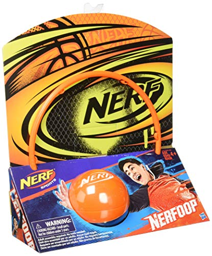 - Nerf N-Sports Nerfoop Set, Orange
