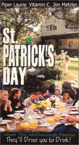 St Patrick's Day-Meet the McDonough Family-they'll drive you to drink [VHS]