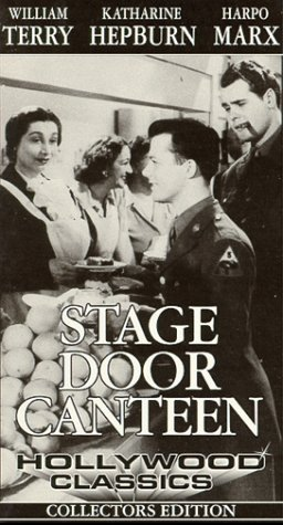 Stage Door Canteen [VHS]