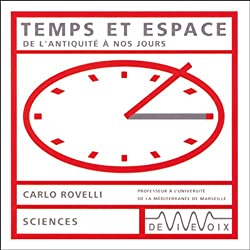 Temps et espace - De l'antiquité à nos jours