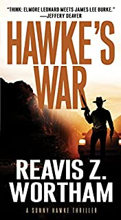 Book Cover: Hawke's War