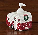 Park Designs Holiday Collection Christmas Vacation Dispenser