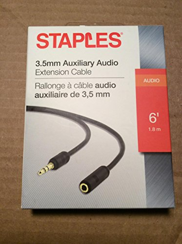 6-staples-35mm-auxiliary-extension-cable