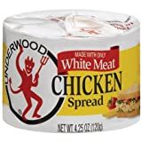 Underwood Chicken Spread - 4.25 oz (12 pack) by Underwood
