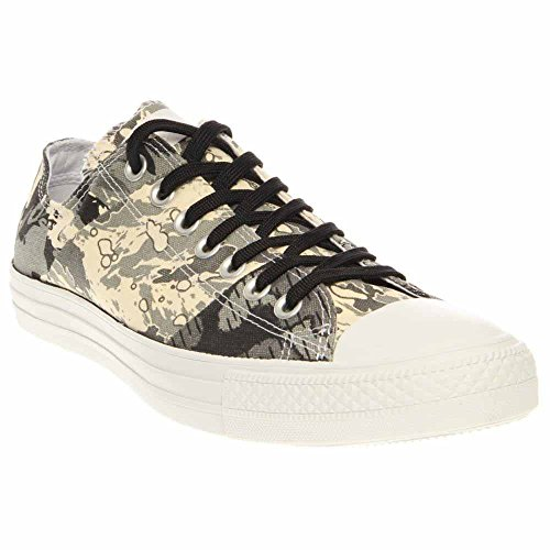 Converse m9697 Navy, Chaussures de Gymnastique Mixte Adulte Natural/Charcoal/Old Silver CM