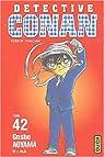 Détective Conan, tome 42 par Aoyama ()