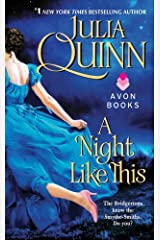 A Night Like This (Smythe-Smith Quartet Book 2) Kindle Edition