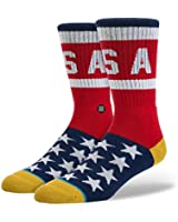 Stance Men's Boss 84 Classic Crew Socks