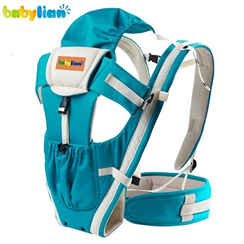 Babylian Baby & Children Ergonomic Soft Carrier for Baby of