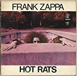 Hot Rats - 1st - VG WOC