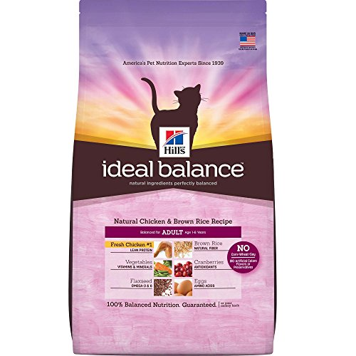 hills-ideal-balance-adult-natural-chicken-brown-rice-recipe-dry-cat-food-15-pound-bag