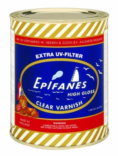 Epifanes Clear Varnish (500 - Exterior Spar Varnish