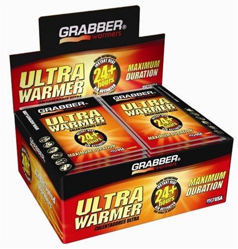 Grabber Ultra Warmer - 24+ Hour Maximum  - Grabber Mycoal Hand Warmers Shopping Results