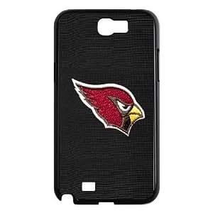 Samsung Galaxy Note 2 N7100 Phone Case Black Arizona Cardinals KG6380320