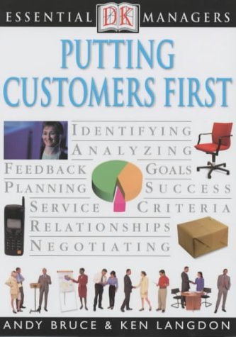 Download Putting Customers First (Essential Managers) ebook