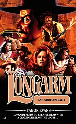 book cover of Longarm and Shotgun Sallie