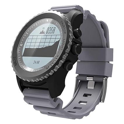 ZGYYDY Pulsera Deportiva Inteligente GPS Inteligente Reloj ...