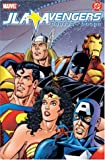 Front cover for the book JLA/Avengers: The Collector's Edition by Kurt Busiek