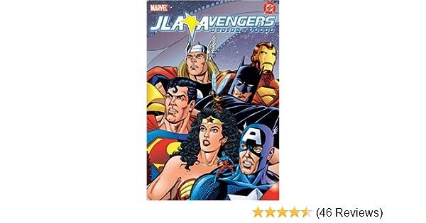 Amazon com: JLA/Avengers: The Collector's Edition (9781401202071