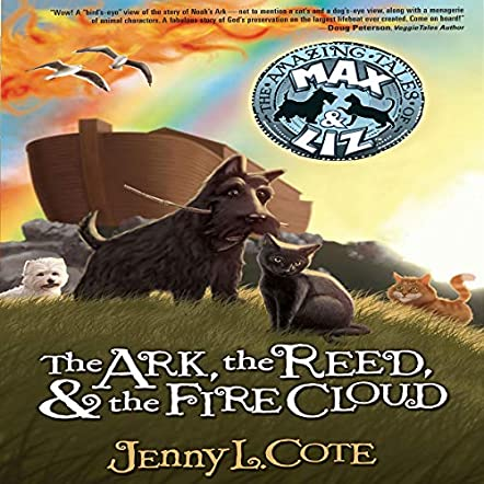 The Ark, the Reed, and the Fire Cloud