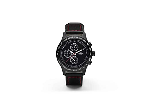 Amazoncom Mini Jcw Tachymeter Watch Watches