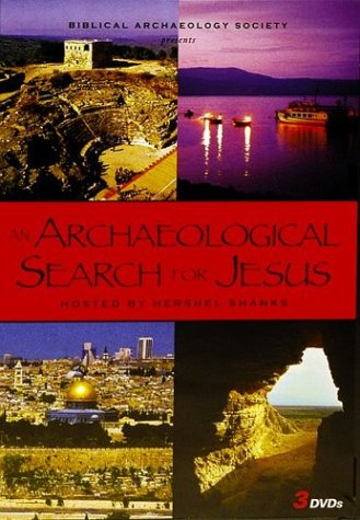 An Archaeological Search for Jesus [VHS] by BAS