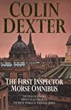 """The First Inspector Morse Omnibus: """"Dead of Jericho"""", """"Service of All the Dead"""", """"Silent World of Nicholas Quinn"""""""